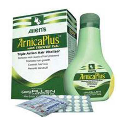Buy Allens Homeopathy Arnica Plus & Triofer online United States of America [ USA ]