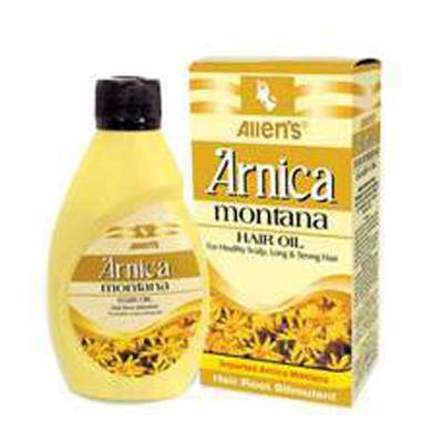 Buy Allen's Homeopathy Arnica Montana Hair Oil online United States of America [ USA ]