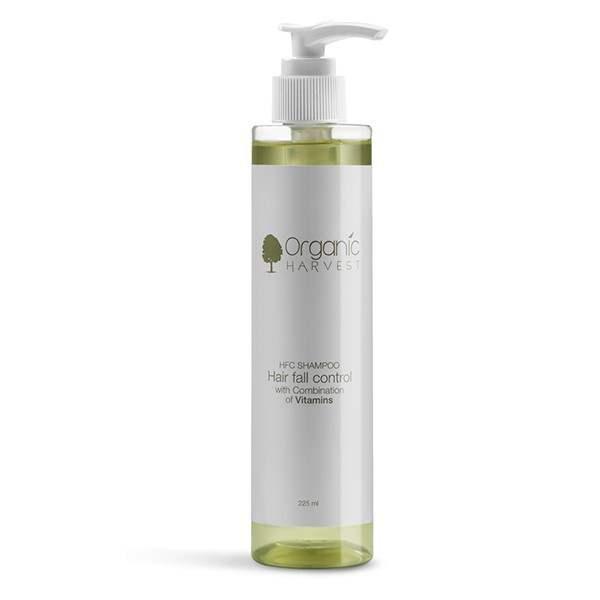 Buy Organic Harvest Hair Fall Control Shampoo-225ml online Italy [ IT ]