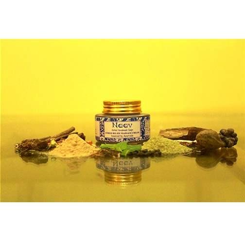Buy Neev Herbal Stress Relief Massage Cream Inspired by Ayurveda online Australia [ AU ]