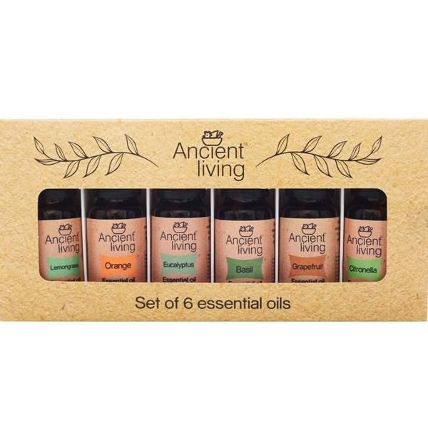 Buy Ancient Living Set of 6 Essential Oils online Singapore [ SG ]