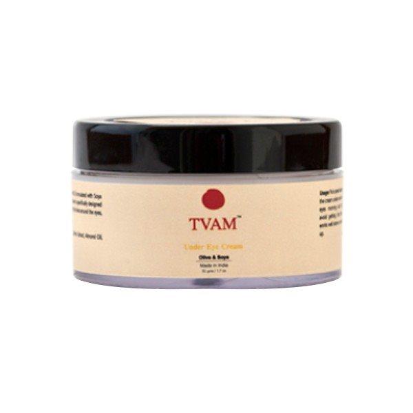 Buy Tvam Under Eye Cream - Olive (50 gm) online Switzerland [ CH ]