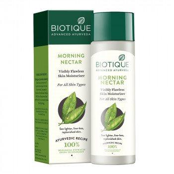 Buy Biotique Bio Morning Nectar Flawless Skin Lotion - 190 ml online Malasiya [ MY ]