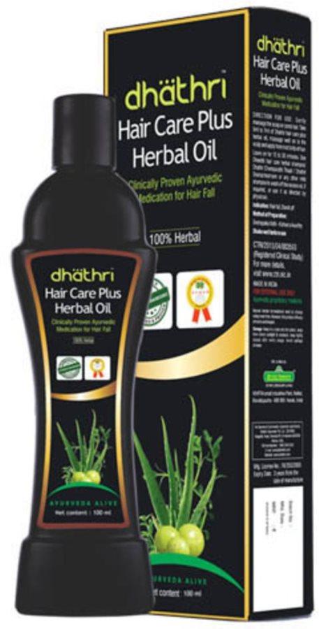Buy Dhathri Hair Care Plus Herbal Oil online Italy [ IT ]