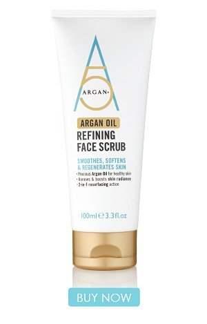 Buy Argan argan oil refining face scrub online Malasiya [ MY ]