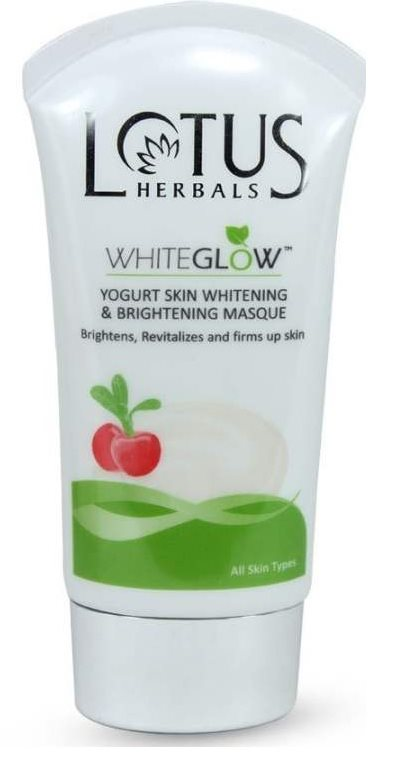 Buy Lotus Herbals WHITEGLOW Yogurt Skin Whitening And Brightening Masque online Singapore [ SG ]