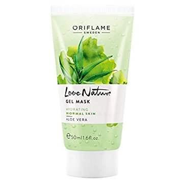Buy Oriflame Love Nature Gel Cream- Aloe Vera- Normal Skin online United States of America [ USA ]