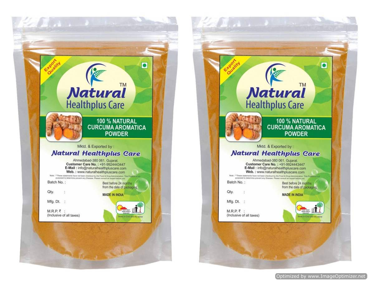 Buy 100 Natural Turmeric Rhizome (CURCUMA AROMATICA) online New Zealand [ NZ ]