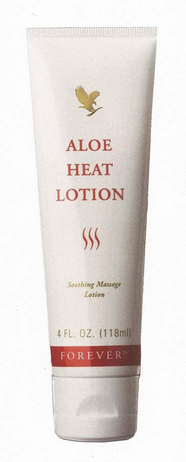 Buy Forever Living Aloe Heat Lotion online New Zealand [ NZ ]