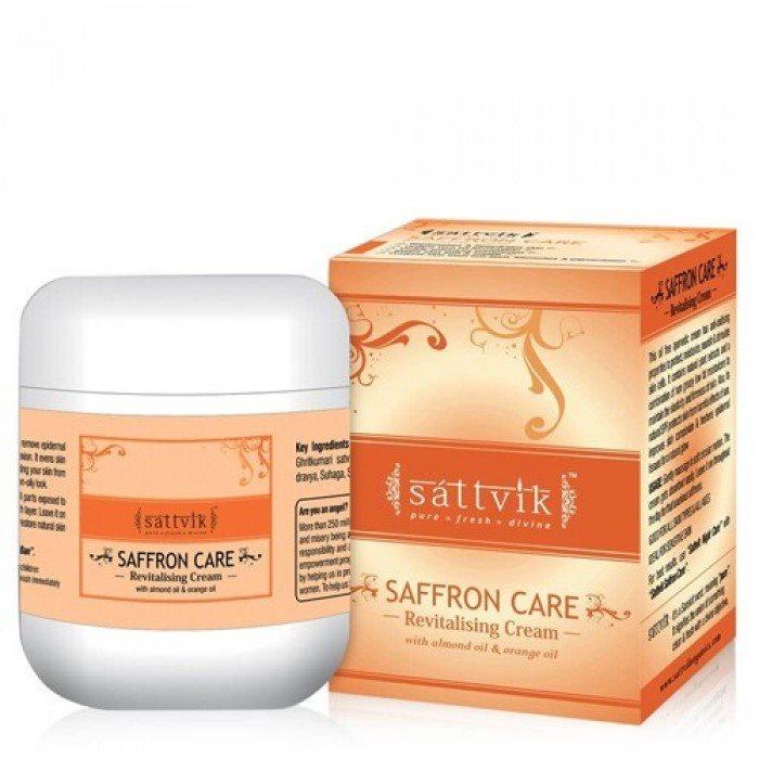 Buy Sattvik Organics - Saffron Care online Australia [ AU ]