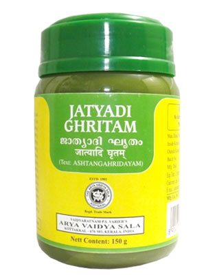 Buy Kottakkal Jatyadi Ghritam online United Kingdom [ UK ]