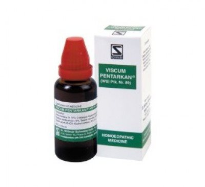 Buy Schwabe Homeopathy Viscum Pentarkan online United States of America [ USA ]