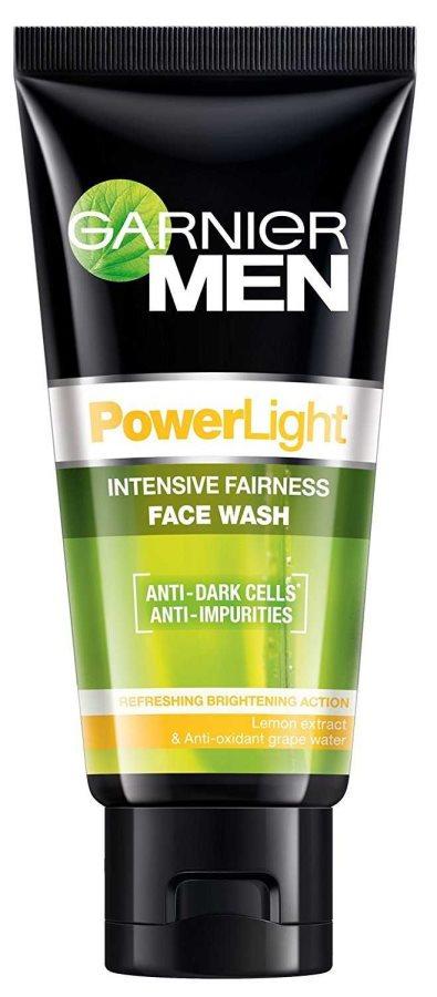 Buy Garnier Men Power Light Intensive Fairness Face Wash online Malasiya [ MY ]