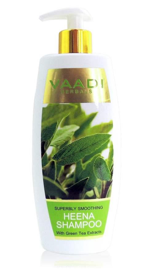 Buy Heena Shampoo With Green Tea Extract online New Zealand [ NZ ]