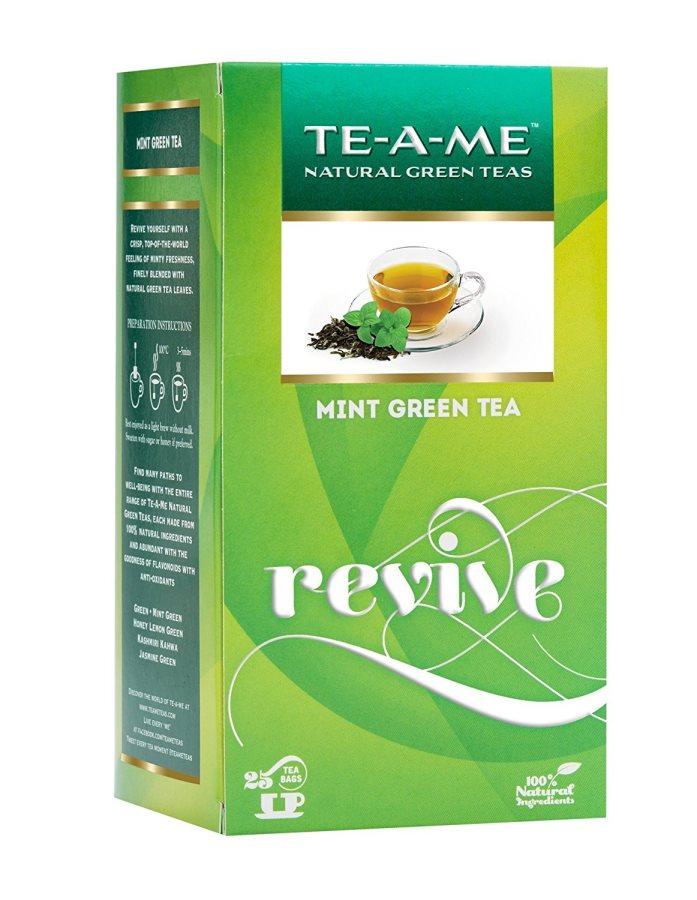 Buy TE-A-ME Green Mint Tea online United States of America [ USA ]