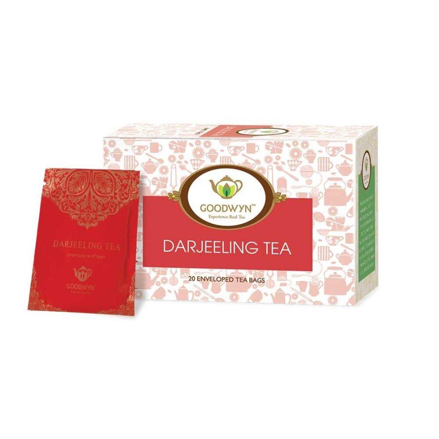 Buy Goodwyn Darjeeling Tea Bags online United States of America [ USA ]
