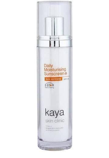 Buy Kaya Daily Moisturizing Sunscreen  SPF30  online Switzerland [ CH ]