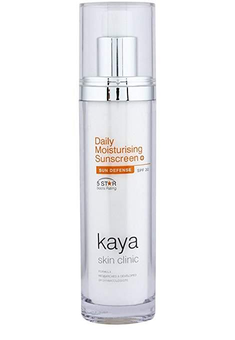 Buy Kaya Daily Moisturising Sunscreen Sweat Proof SPF 30 online United States of America [ USA ]