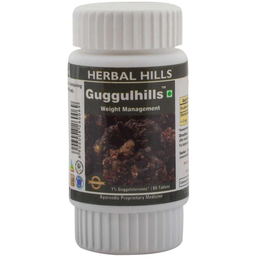 Buy Herbal Hills Guggul Hills Tablet online Malasiya [ MY ]
