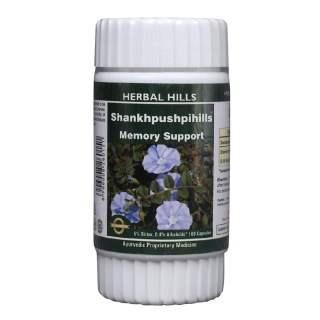 Buy Herbal Hills Shankhpushpihills Capsules online Switzerland [ CH ]