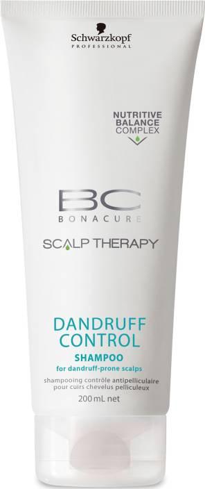 Buy Schwarzkopf Bonacure Dandruff control Shampoo online New Zealand [ NZ ]