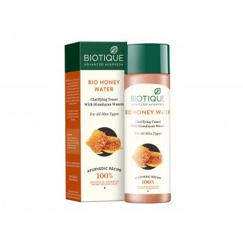 Buy Biotique Bio Honey Water Clarifying Toner online Switzerland [ CH ]