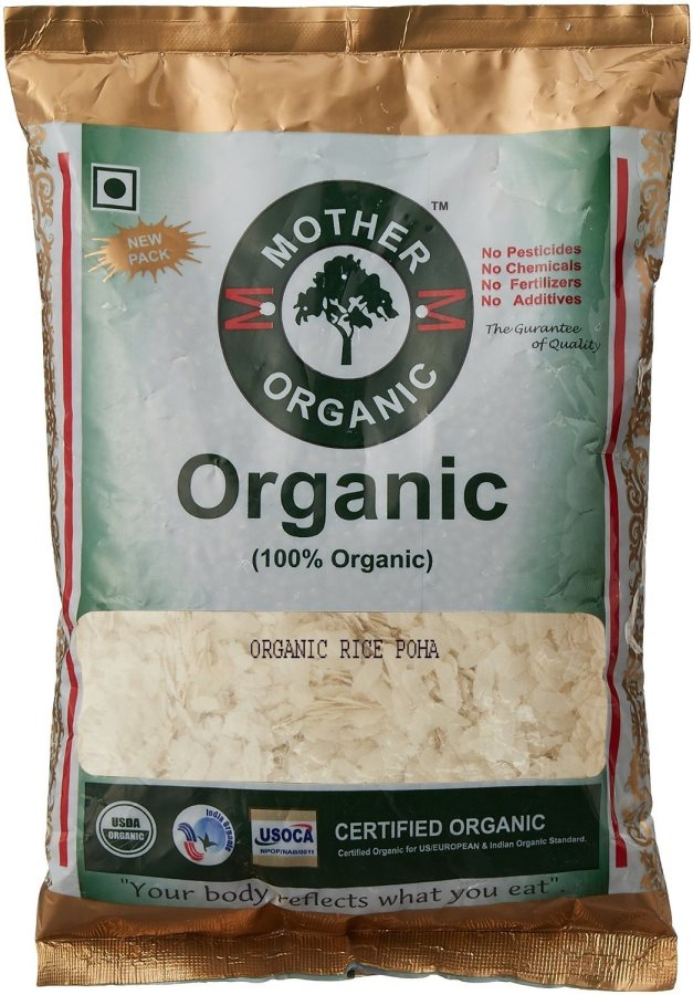 Buy Mother Organic Rice Poha online United States of America [ USA ]