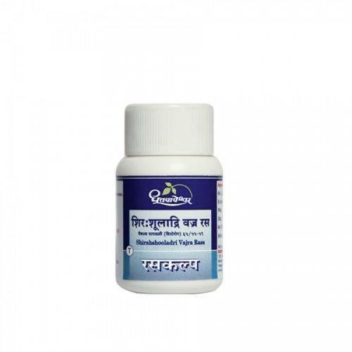 Buy Dhootapapeshwar Shirahshooladri Vajra Rasa online Nederland [ NL ]