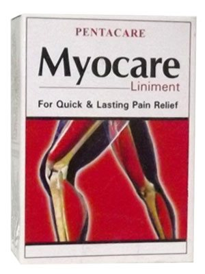 Buy Pentacare Myocare Liniment online Switzerland [ CH ]
