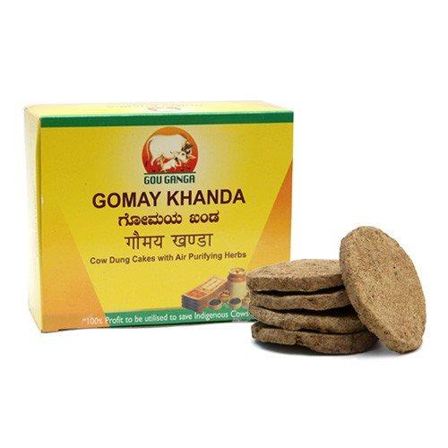 Buy Gou Ganga Gomay Khanda - Cow Dung Cakes online Nederland [ NL ]