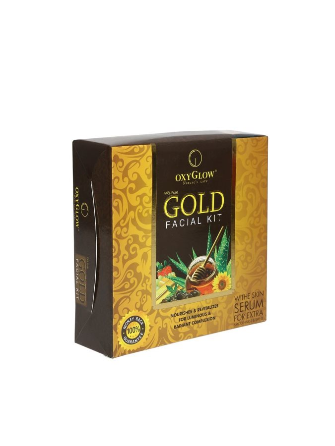 Buy Oxy Glow Gold Facial Kit online Singapore [ SG ]