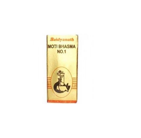 Buy Baidyanath Moti Bhasma No 1 online Australia [ AU ]