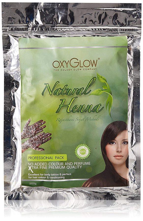 Buy Oxy Glow Herbal Henna Hair Treatment online Nederland [ NL ]