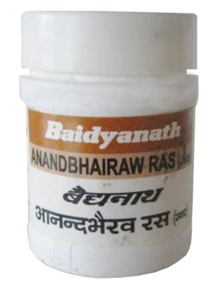 Buy Baidyanath Anand Bhairav Ras Kas online New Zealand [ NZ ]