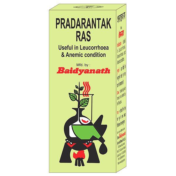 Buy Baidyanath Pradarantak Ras online Switzerland [ CH ]