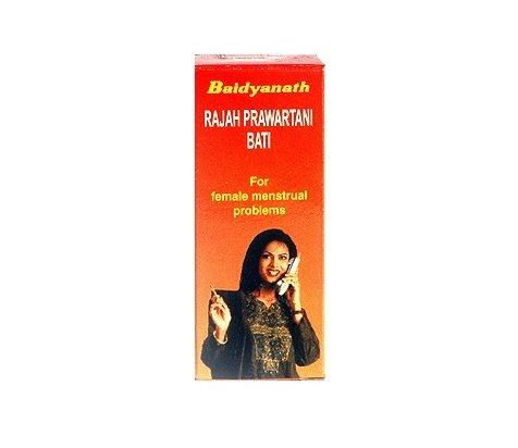 Buy Baidyanath Rajah Prawartani Bati online United States of America [ USA ]