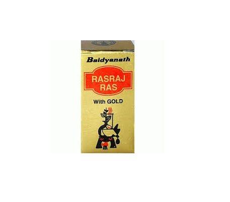 Buy Baidyanath Rasraj Ras - Swarna Yukta online New Zealand [ NZ ]