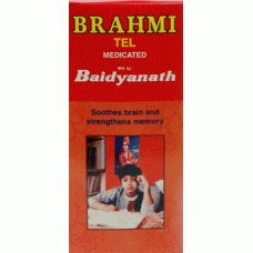 Buy Baidyanath Brahmi Tel online United States of America [ USA ]