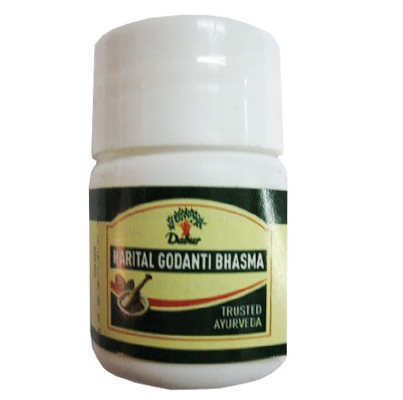 Buy Dabur Harital Godanti Bhasma online New Zealand [ NZ ]