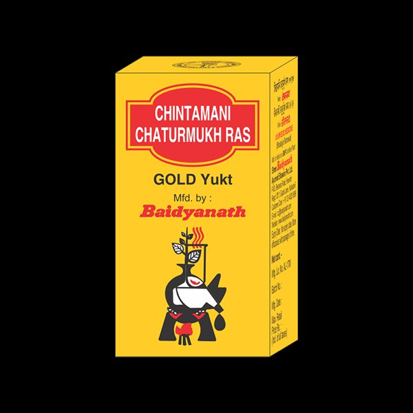 Buy Baidyanath Chintamani Chaturmukh Ras online United States of America [ USA ]