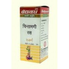 Buy Baidyanath Chintamani Ras ( Sw.Mo.Am.Yu.) online United States of America [ USA ]