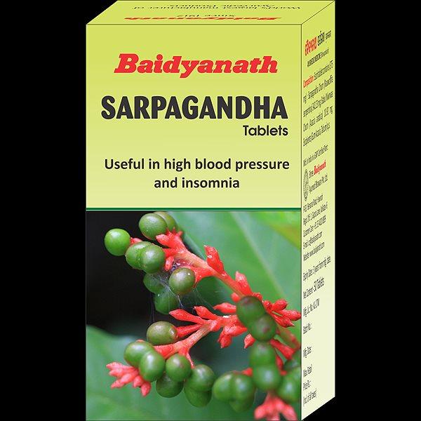 Buy Baidyanath Sarpagandha Tab online Singapore [ SG ]