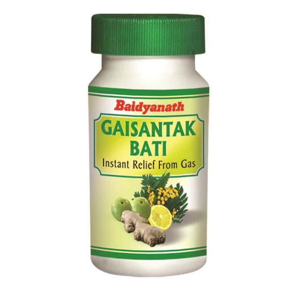 Buy Baidyanath Gaisantak Bati online New Zealand [ NZ ]