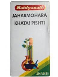 Buy Baidyanath Jaharmohara Khatai Pishti online United States of America [ USA ]