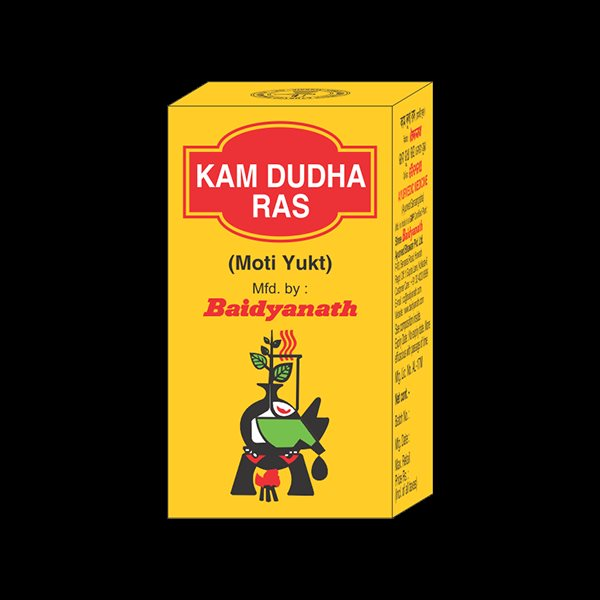 Buy Baidyanath Kam Dudha Ras (Moti.Yukta) online United States of America [ USA ]