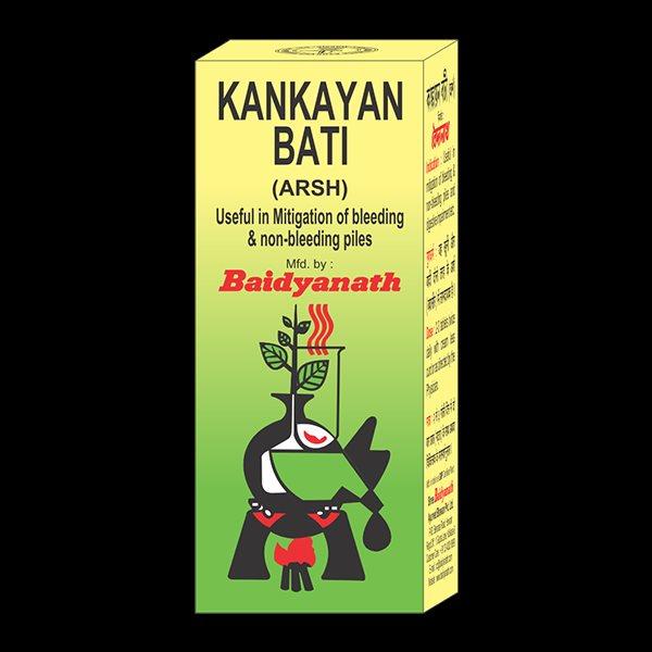 Buy Baidyanath Kankayan Bati ( Arsh) online Australia [ AU ]