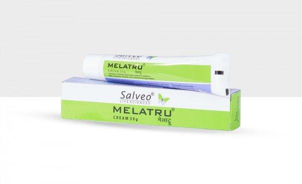 Buy Salveo Life sciences Melatru Cream online United States of America [ USA ]