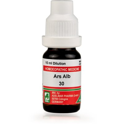 Buy Adel Pekana Arsenic Album 30 CH online New Zealand [ NZ ]