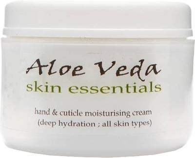 Buy Aloe Veda Hand & Cuticle Moisturising Cream Online MY