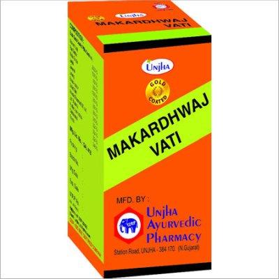 Buy Unjha Makardhwaj Vati ( Gold Coated ) online Singapore [ SG ]